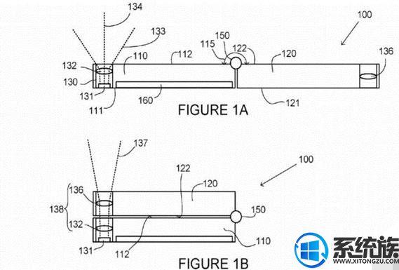 微软又有新专利:新款折叠设备曝光