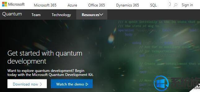 微软宣称将在五年内推出量子计算机