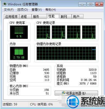 解决win7系统cpu占用过高有哪些方法
