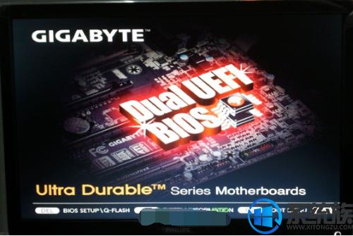 技嘉主板BIOS如何设置U盘重装系统|技嘉主板BIOS设置U盘启动教程