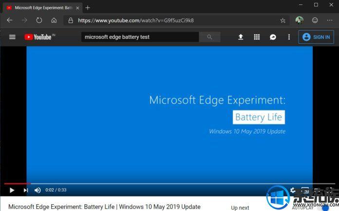 微软帮助Chrome提升在Windows 10平台播放流媒体的效率
