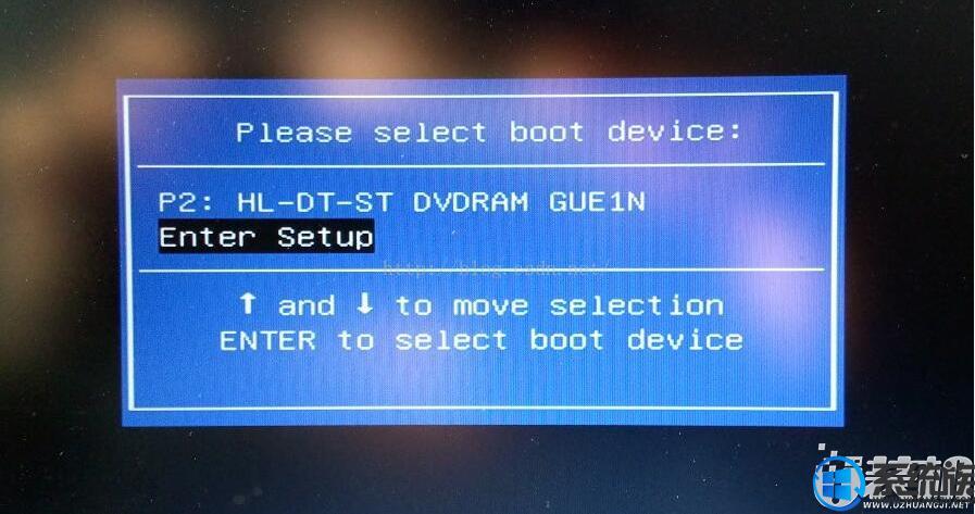 电脑开机出现reboot and select proper boot device解决办法