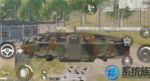 和平精英载具怎么反锁_装甲车反锁操作方法介绍