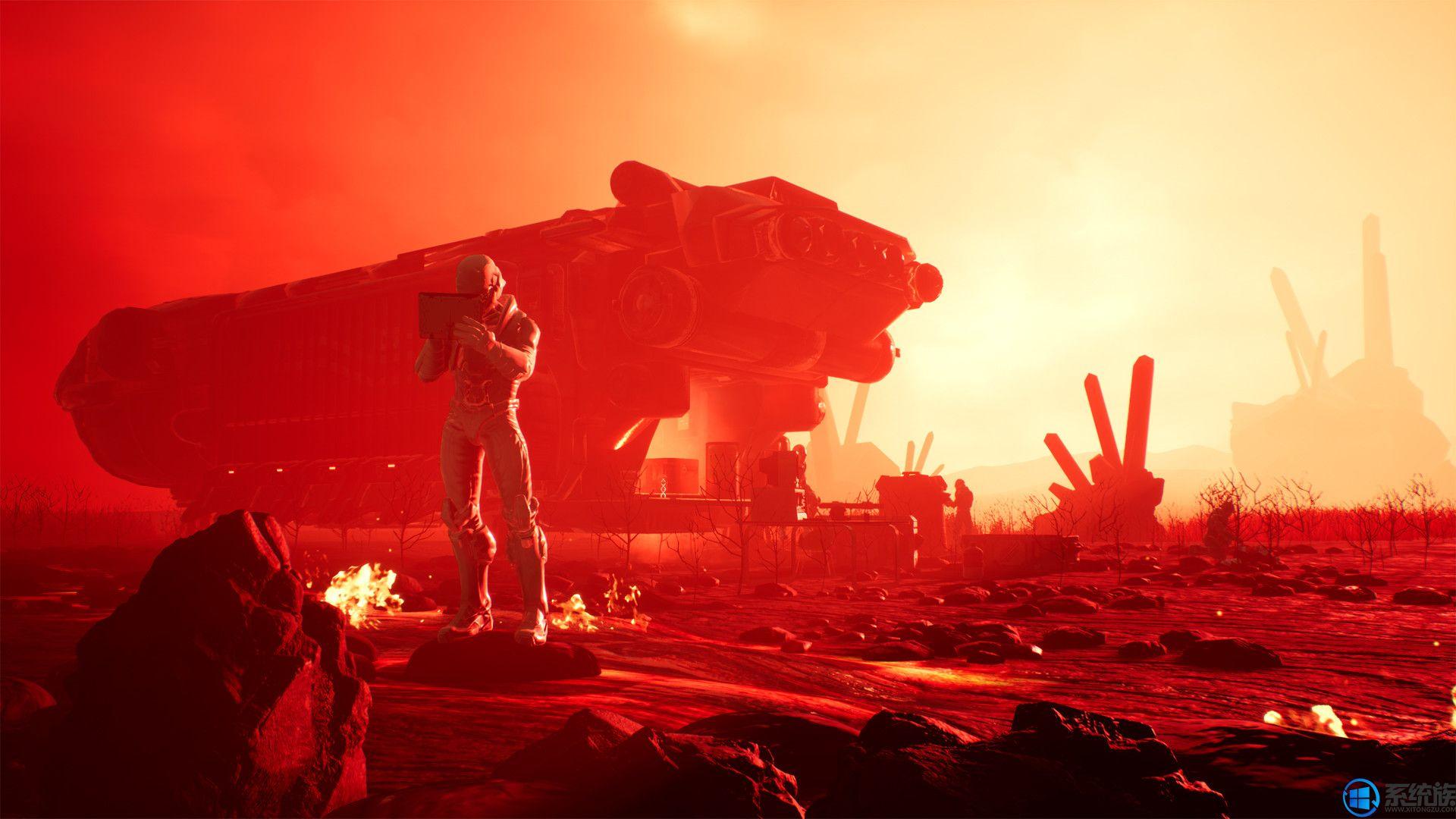 《起源:阿尔法一号》即将在Steam平台发售