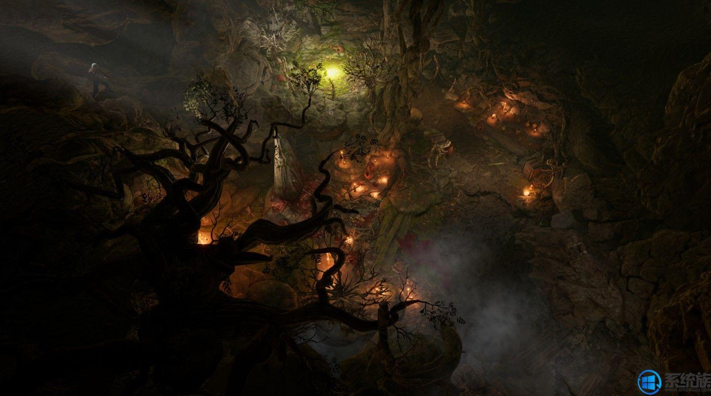 《博得之门3》游戏实机截图曝光