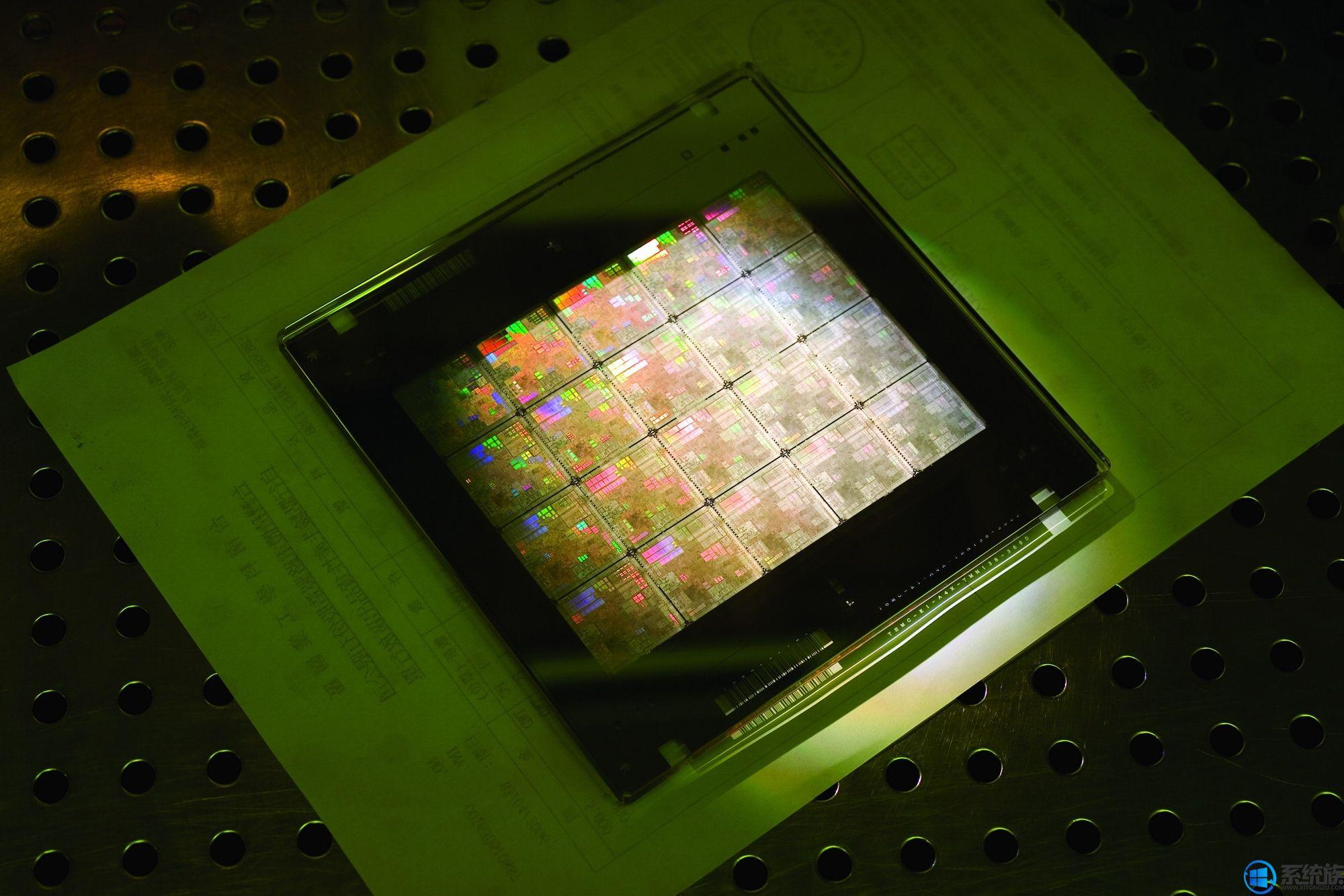 中芯国际表示他们还在研发更低功耗、高性能版本
