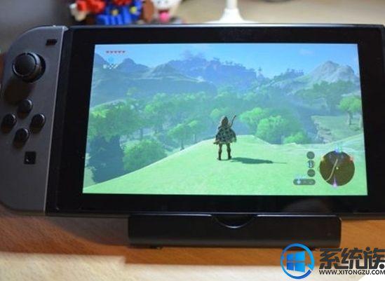 老牌日本游戏帝国,任天堂Switch全球销量超500万