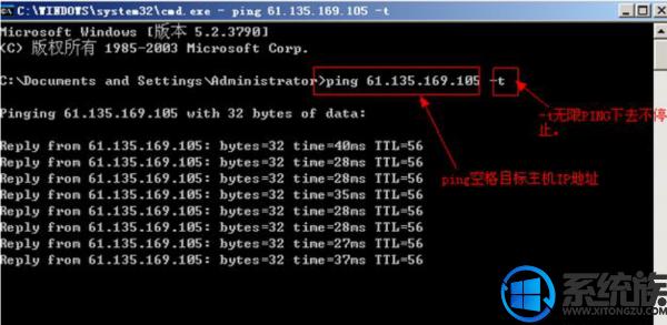 Win10不能连网只需一个ping命令便可排查解决
