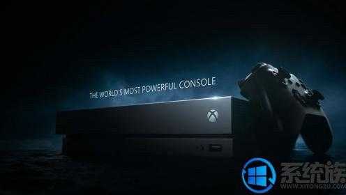 Xbox One X最新广告片发布,霸气十足