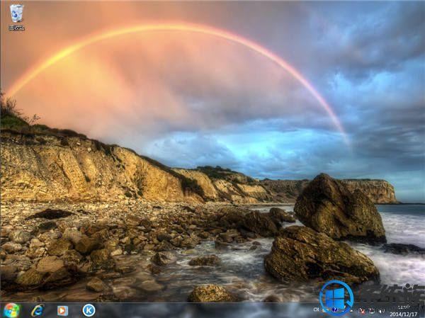 系统族 GHOST WIN7 64位旗舰版 V2018.01