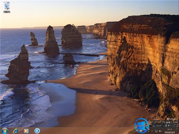 系统族 GHOST WIN7 X86纯净版系统下载 V2018.01(32位)