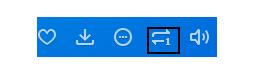 windows10系统下酷狗音乐如何更改播放模式