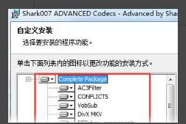 win10系统 codecs解码器如何使用