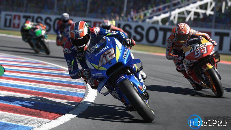 《摩托GP20》将于2020年4月23日在各平台上架