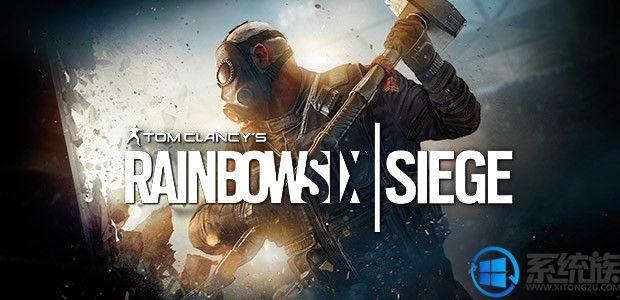 《彩虹六号:围攻》在线人数破17万,受到玩家的特别好评