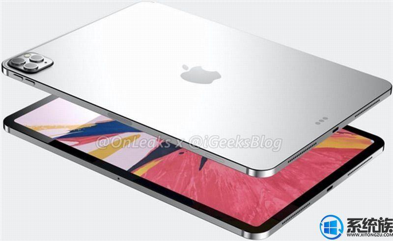 全新iPad Pro曝光,将搭配A13处理器的升级版